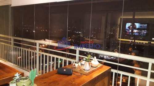 Apartamento, código 5155 em Guarulhos, bairro Jardim Santa Mena