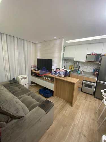 Apartamento, código 7409 em Guarulhos, bairro Vila Galvão