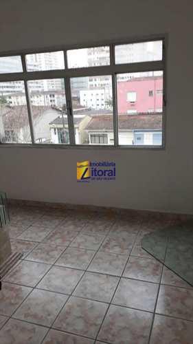 Apartamento, código 229 em São Vicente, bairro Vila Valença