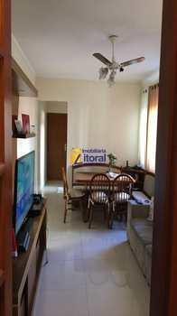 Apartamento, código 219 em São Vicente, bairro Centro