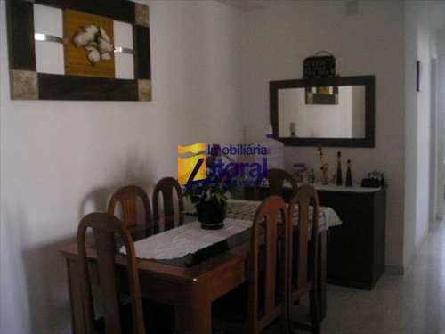 Apartamento, código 160 em São Vicente, bairro Centro