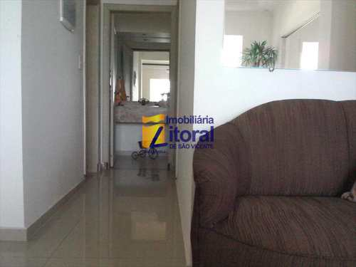 Apartamento, código 89 em São Vicente, bairro Centro