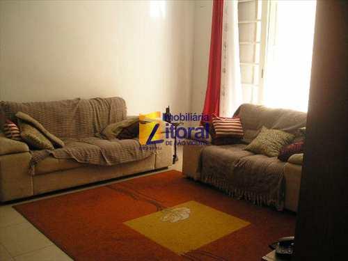 Apartamento, código 77 em São Vicente, bairro Centro