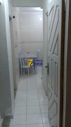 Apartamento, código 238 em São Vicente, bairro Centro