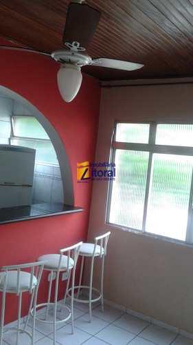 Apartamento, código 241 em São Vicente, bairro Centro