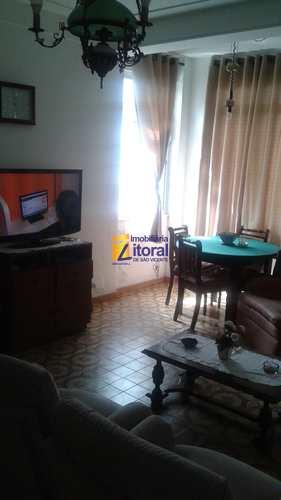 Apartamento, código 243 em São Vicente, bairro Centro