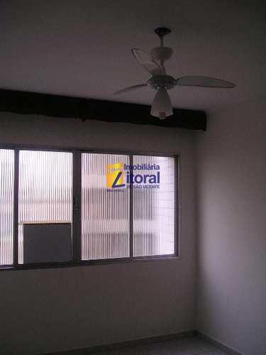 Apartamento, código 265 em São Vicente, bairro Centro