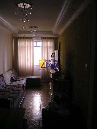 Apartamento, código 272 em São Vicente, bairro Centro
