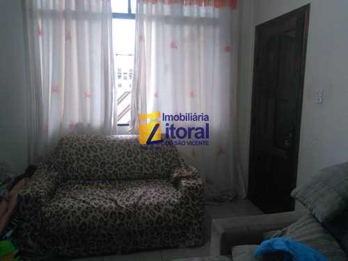 Sobrado, código 274 em São Vicente, bairro Japuí