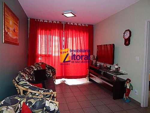 Apartamento, código 282 em São Vicente, bairro Centro