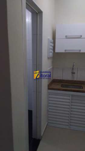 Apartamento, código 294 em São Vicente, bairro Itararé