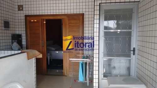 Casa, código 298 em São Vicente, bairro Parque Bitaru