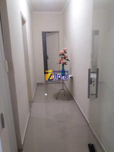 Apartamento, código 303 em São Vicente, bairro Centro