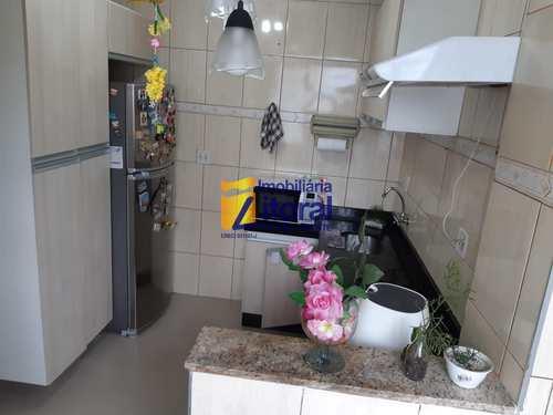 Apartamento, código 306 em São Vicente, bairro Centro