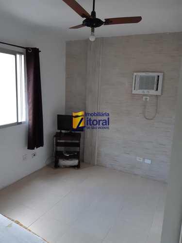 Apartamento, código 309 em São Vicente, bairro Parque São Vicente