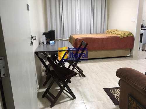 Apartamento, código 315 em São Vicente, bairro Centro