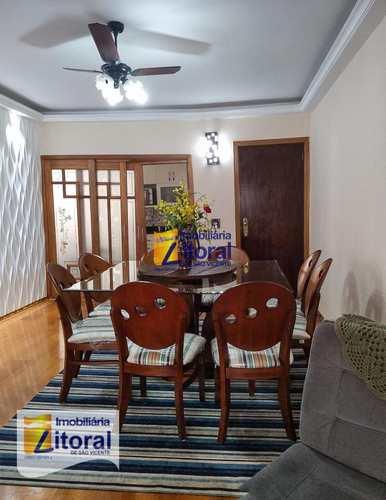 Apartamento, código 318 em São Vicente, bairro Centro