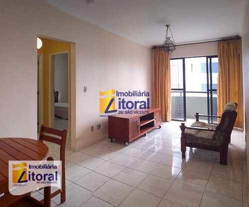 Apartamento, código 320 em São Vicente, bairro Centro