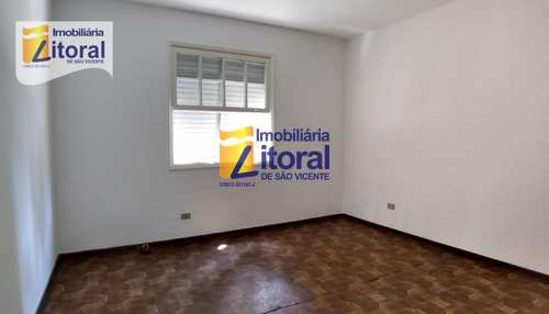Apartamento, código 327 em São Vicente, bairro Itararé