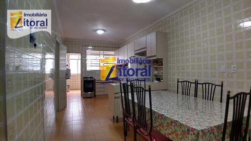 Apartamento, código 328 em São Vicente, bairro Itararé
