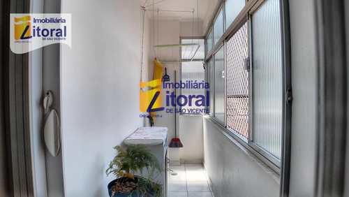 Apartamento, código 330 em São Vicente, bairro Centro