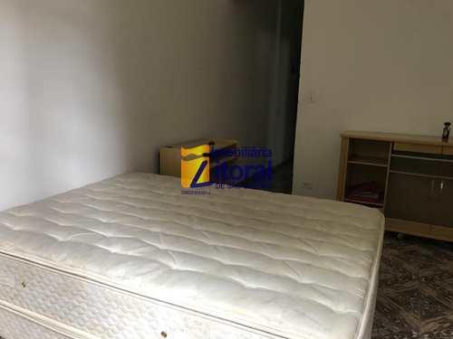 Apartamento, código 337 em São Vicente, bairro Morro dos Barbosas