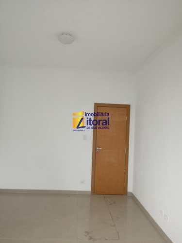 Apartamento, código 346 em São Vicente, bairro Centro
