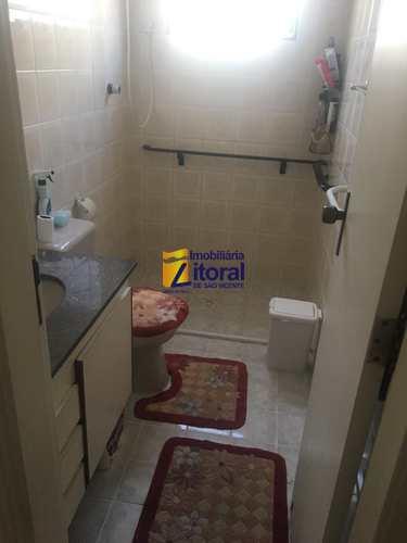 Apartamento, código 347 em São Vicente, bairro Centro