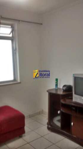 Apartamento, código 352 em São Vicente, bairro Centro