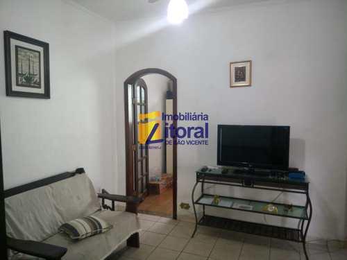 Casa, código 365 em São Vicente, bairro Catiapoa
