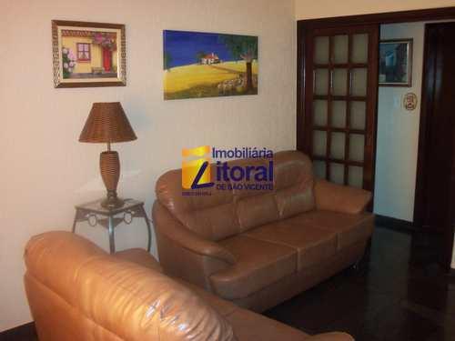 Apartamento, código 370 em São Vicente, bairro Centro