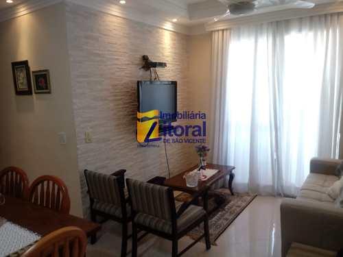 Apartamento, código 378 em São Vicente, bairro Centro