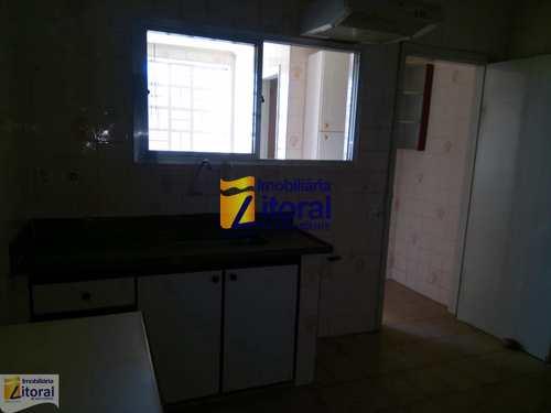 Apartamento, código 387 em São Vicente, bairro Centro