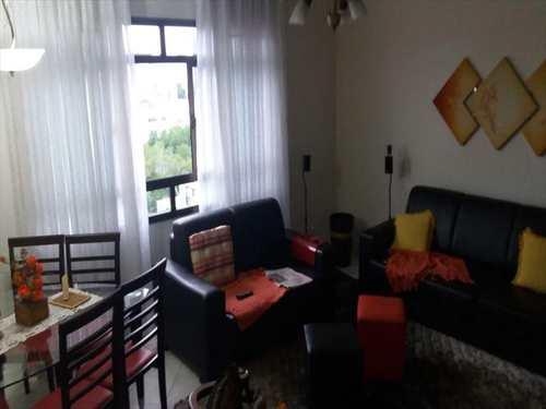 Apartamento, código 10506 em Santos, bairro Marapé