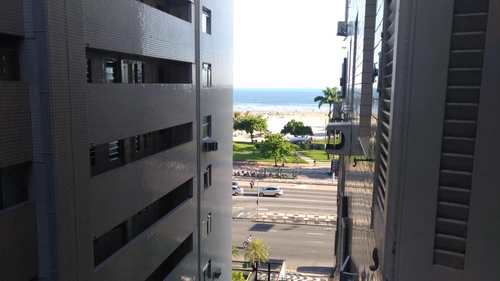 Kitnet, código 10355 em Santos, bairro José Menino