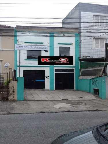 Loja, código 10268 em Santos, bairro Vila Matias