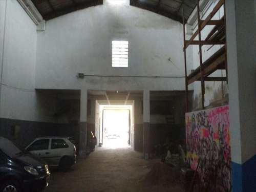 Galpão, código 9870 em Santos, bairro Centro