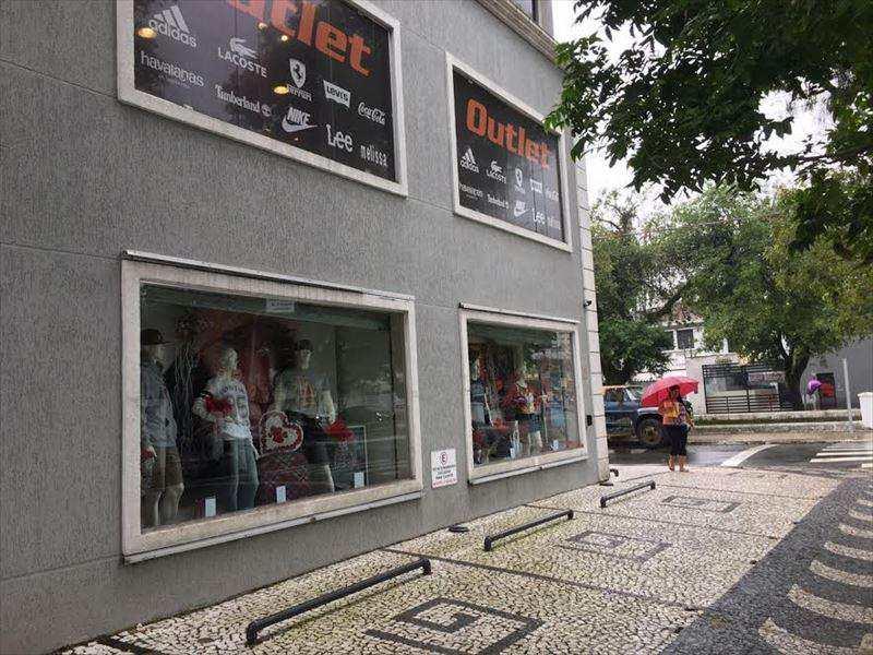 Loja em Santos, no bairro Embaré