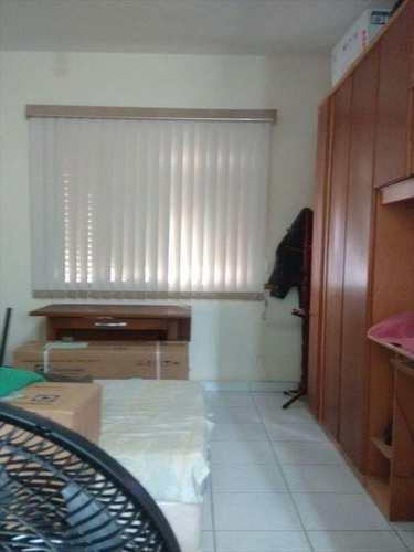 Kitnet, código 9666 em Santos, bairro Aparecida