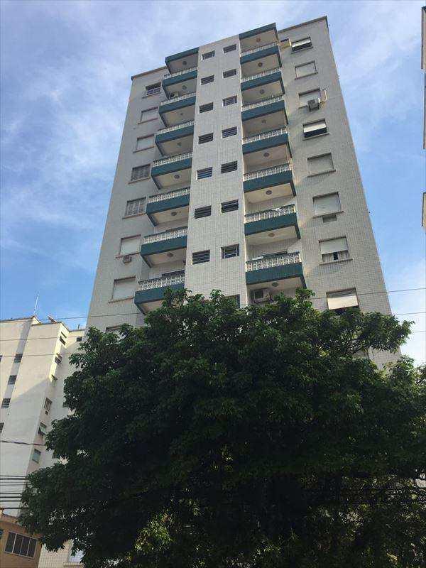 Kitnet em Santos, no bairro Embaré