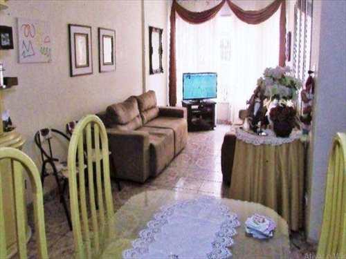 Apartamento, código 9472 em Santos, bairro Boqueirão