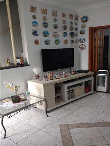 Sobrado, código 9438 em Santos, bairro Boqueirão