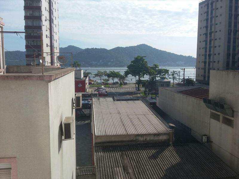 Kitnet em São Vicente, no bairro Boa Vista