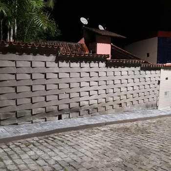 Sobrado em São Vicente, bairro Morro dos Barbosas