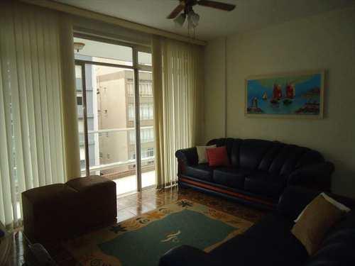 Apartamento, código 9083 em Santos, bairro Gonzaga