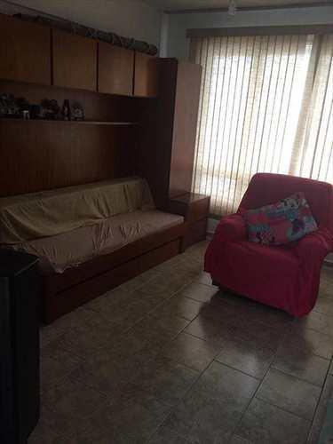Kitnet, código 9055 em Santos, bairro Gonzaga