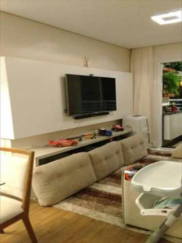 Apartamento, código 8905 em Santos, bairro Marapé