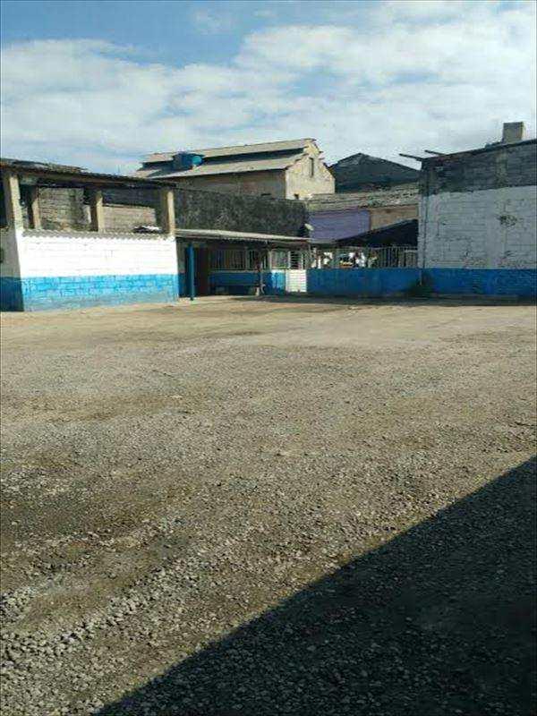 Terreno em Santos, no bairro Vila Matias