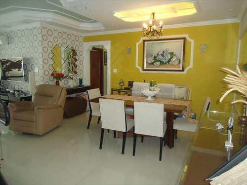 Apartamento, código 8794 em Santos, bairro Ponta da Praia