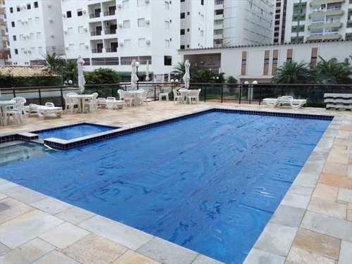 Apartamento, código 8739 em Guarujá, bairro Pitangueiras